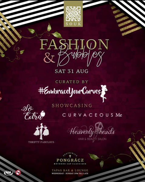 Fashion & Bubbles Event