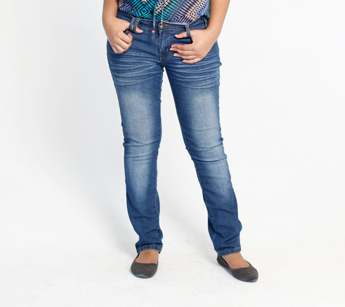 Straight cut jeans - Size 36