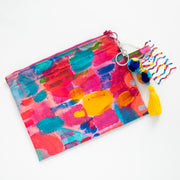 CORAL ILSE Canvas Art Clutch - #4 of 9 - lordydordie