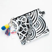 FLORETTE Art Clutch - #7 of 8 - Lordy Dordie Art