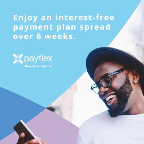 Pay with Payflex at KaryKase