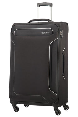 American Tourister Holiday Heat Spinner 79cm Large Spinner | Black - KaryKase