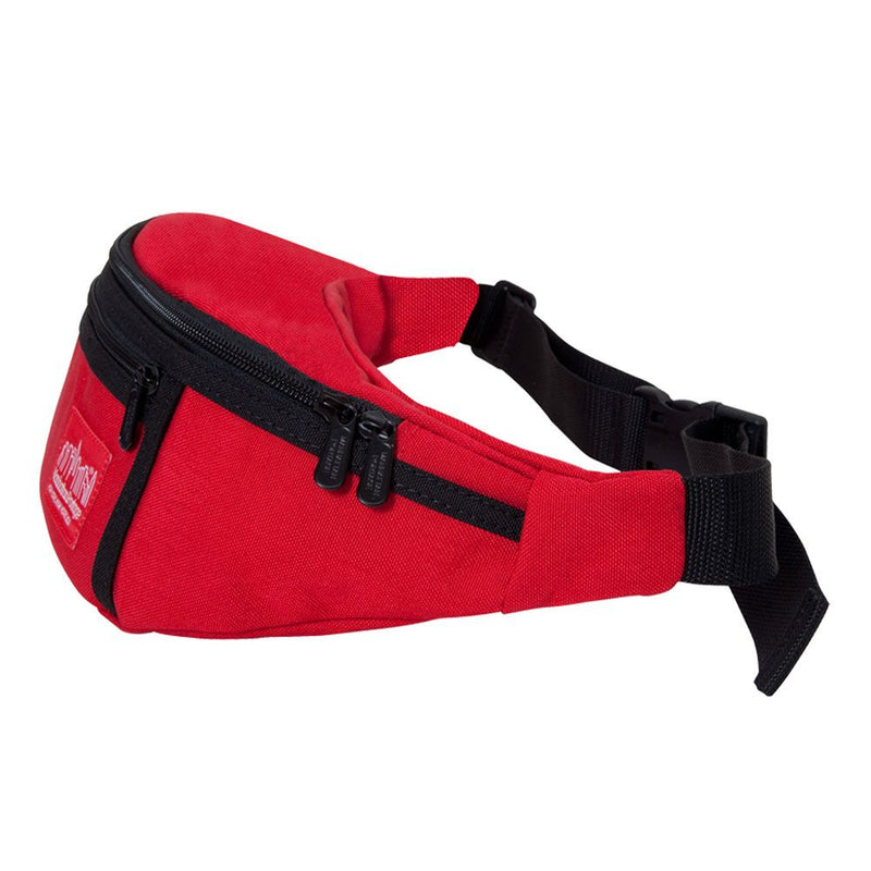 Manhattan Portage Alleycat Waist Bag | Red - KaryKase