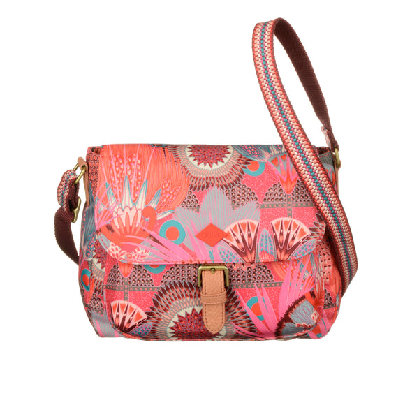 Oilily Ladies Shoulder Bag (S) | Raspberry - KaryKase