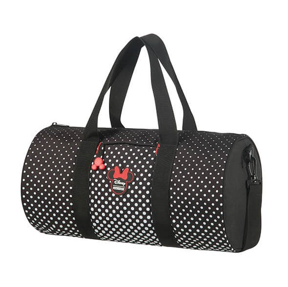 American Tourister Urban Groove Disney Duffle Bag | Minnie Mouse Polka Dot - KaryKase
