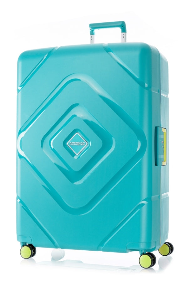 American Tourister Trigard 79cm Medium Spinner | Scuba Blue
