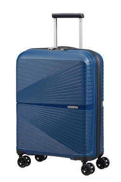 American Tourister Airconic 55cm Cabin Spinner | Midnight Navy - KaryKase