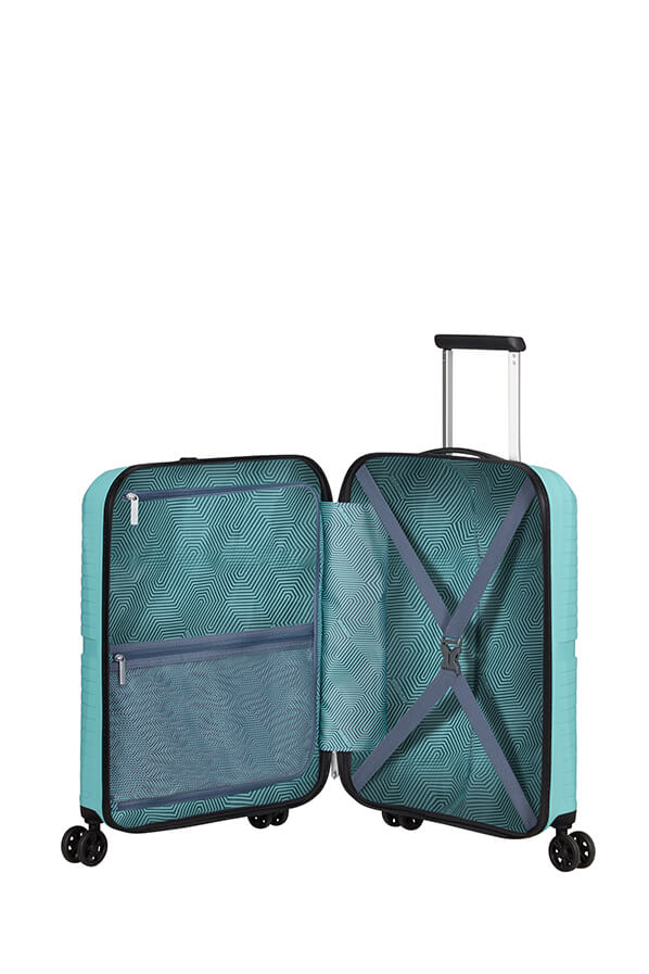 American Tourister Airconic 55cm Cabin Spinner | Purist Blue - KaryKase