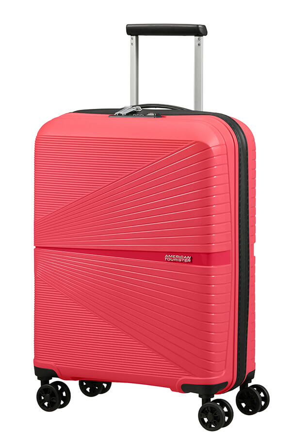 American Tourister Airconic 55cm Cabin Spinner | Paradise Pink - KaryKase