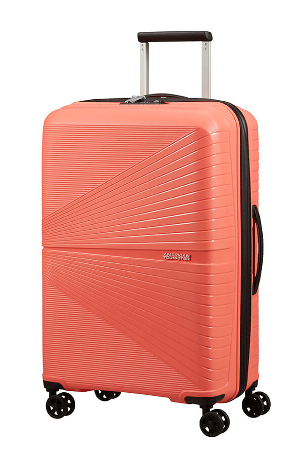 American Tourister Airconic 67cm Medium Spinner | Living Coral - KaryKase