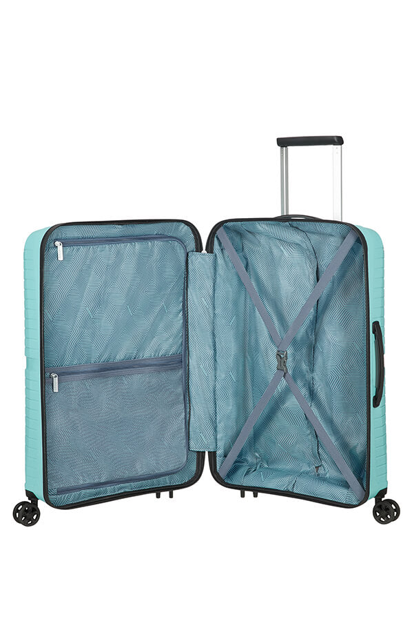 American Tourister Airconic 67cm Medium Spinner | Purist Blue - KaryKase