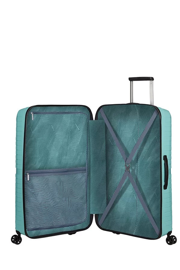 American Tourister Airconic 77cm Large Spinner | Purist Blue - KaryKase