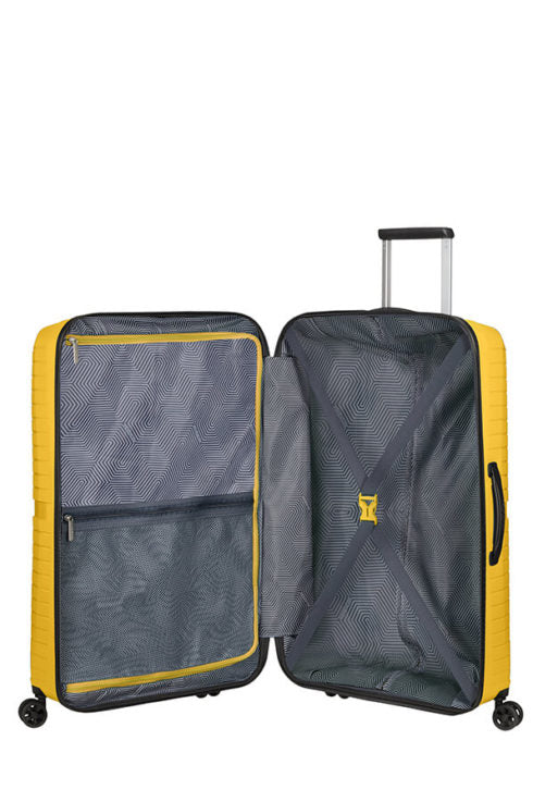 American Tourister Airconic 67cm Medium Spinner | Lemon Drop - KaryKase