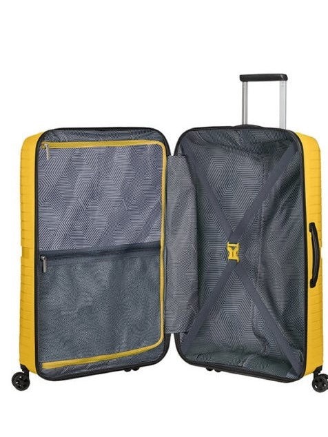 American Tourister Airconic 77cm Large Spinner | Lemon Drop - KaryKase