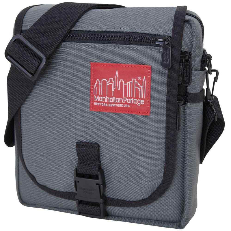 Manhattan Portage Urban Crossover Bag | Grey - KaryKase