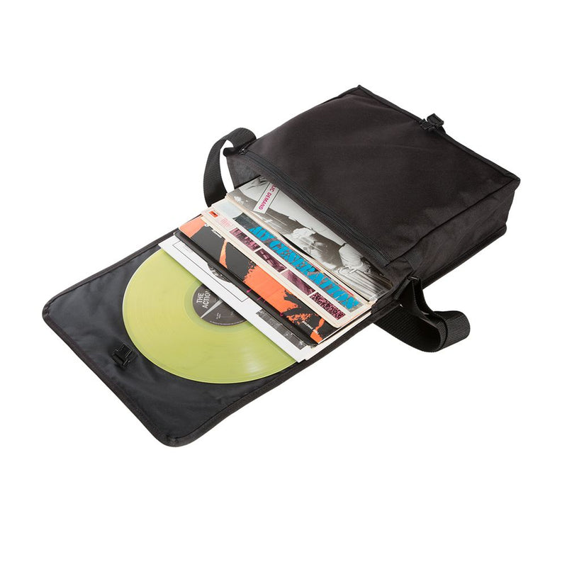 Manhattan Portage DJ Bag (M) | Black - KaryKase