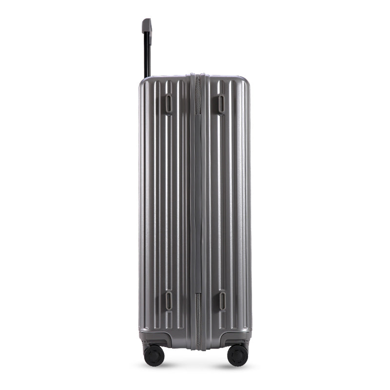 Conwood Globus 65cm Medium Trolley | Silver - KaryKase