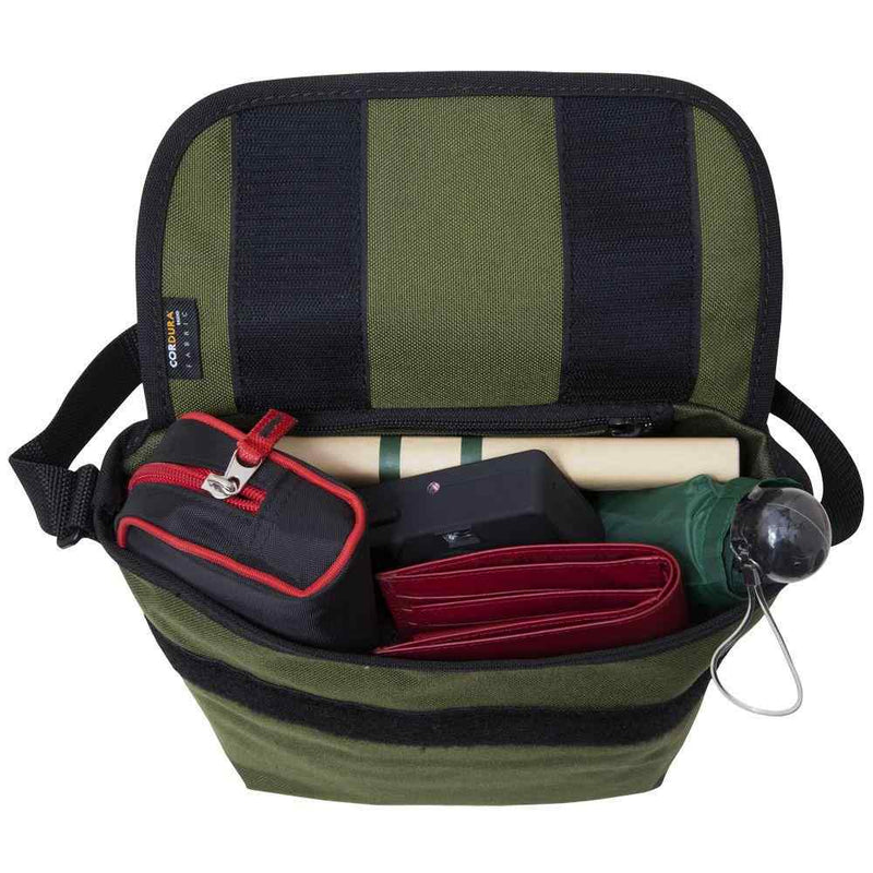 Manhattan Portage Mini Messenger Bag | Camouflage - KaryKase