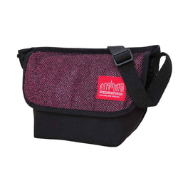 Manhattan Portage Midnight Mini Messenger Bag | Mdn-Burgundy - KaryKase