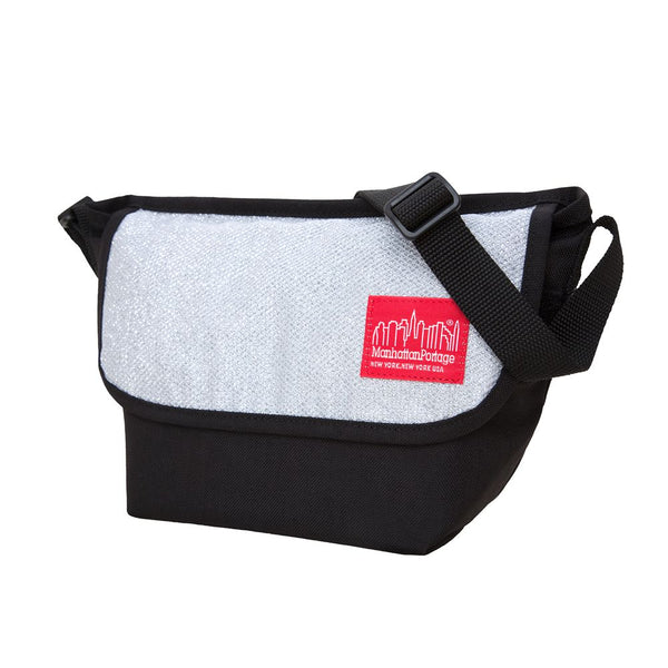 Manhattan Portage Midnight Mini Messenger Bag | Mdn-Grey - KaryKase