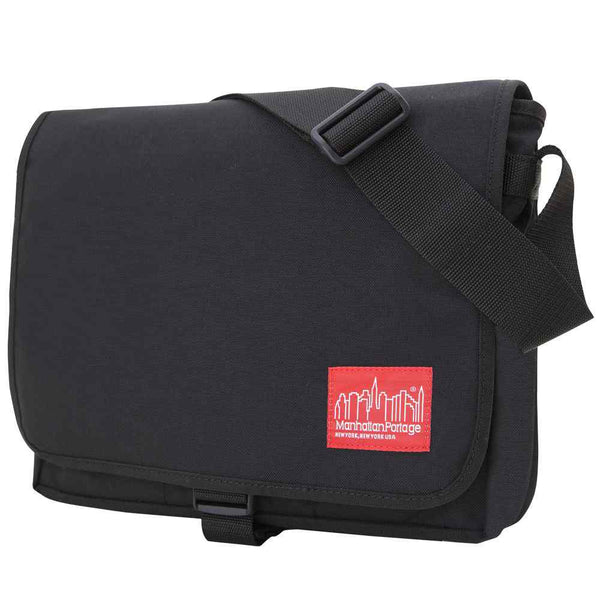 Manhattan Portage Deluxe 13inch Laptop Bag | Black - KaryKase