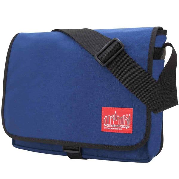 Manhattan Portage Deluxe 13inch Laptop Bag | Navy - KaryKase