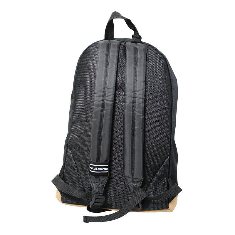 Volkano Scholar Backpack | Black - KaryKase