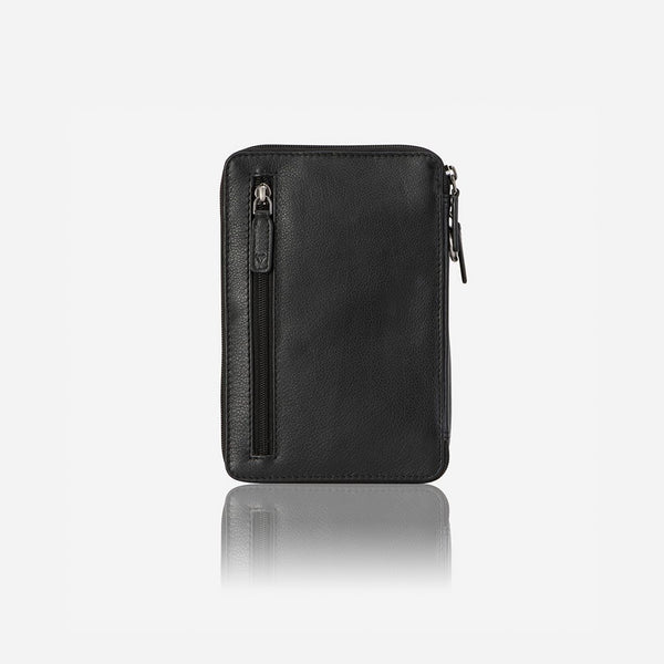 Brando Armstrong Aldrin Crossbody Travel Bag | Black - KaryKase