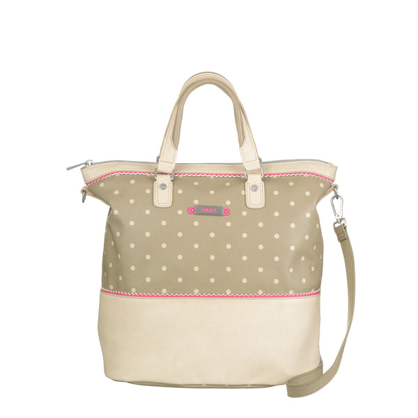 Oilily Ladies Tote Shoulder Bag/Backpack | Grey