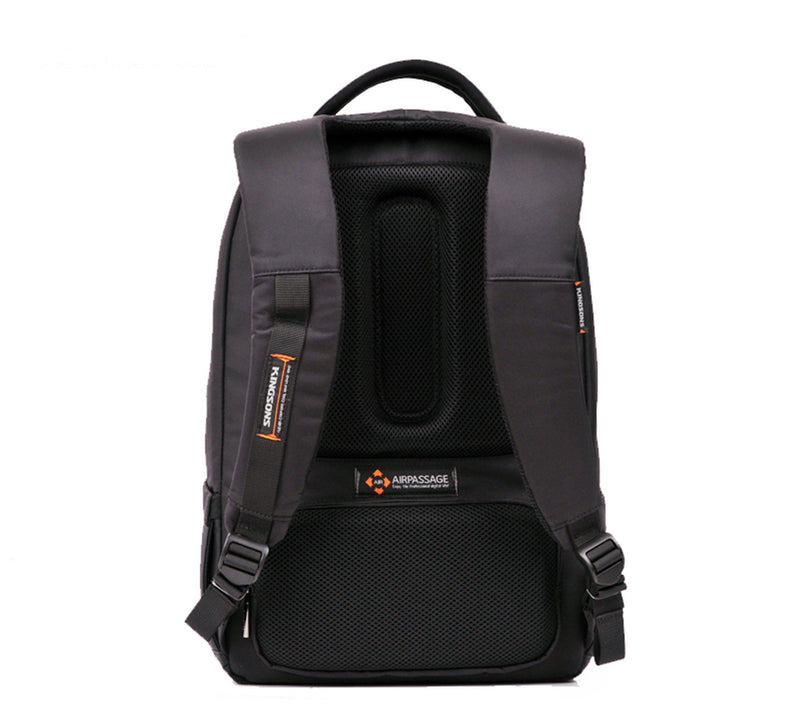 "Kingsons 17"" Elite series laptop Backpack 