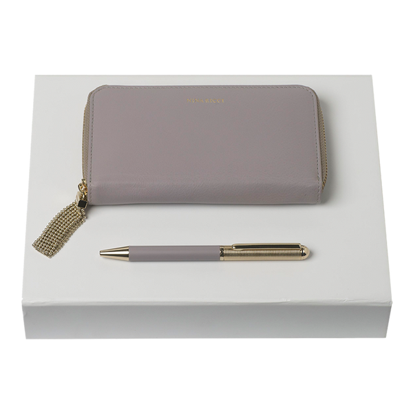 Nina Ricci Travel Set | Pastel Purple
