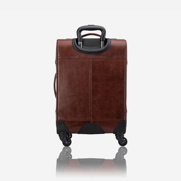 Brando Winchester Authentic Leather Cabin Bag | Brown
