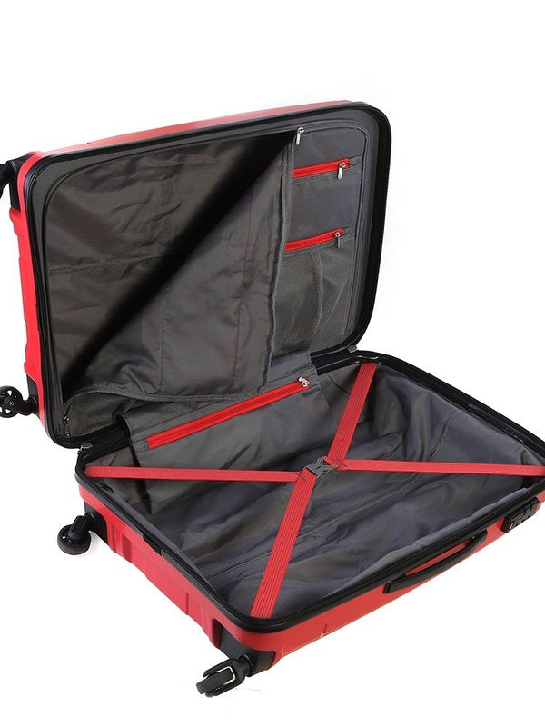 Cellini Cancun 550MM Carry-on Spinner | Red - KaryKase