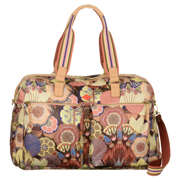 Oilily Ladies Weekender Bag | Cherrywood