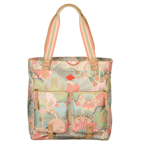 Oilily Ladies Shopper Bag | Peach Rose