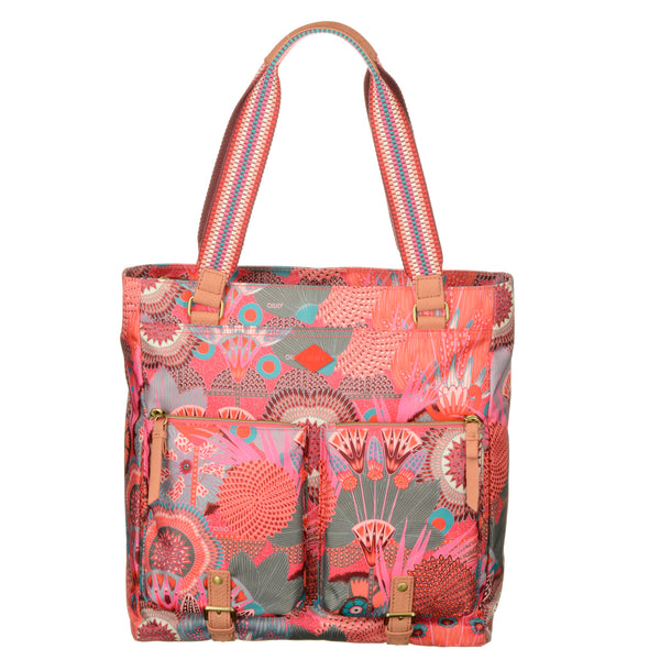 Oilily Ladies Shopper Bag | Raspberry