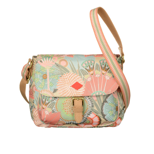 Oilily Ladies Shoulder Bag (S) | Peach Rose - KaryKase