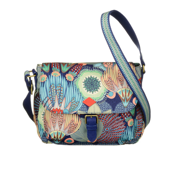 Oilily Ladies Shoulder Bag (S) | Lagoon