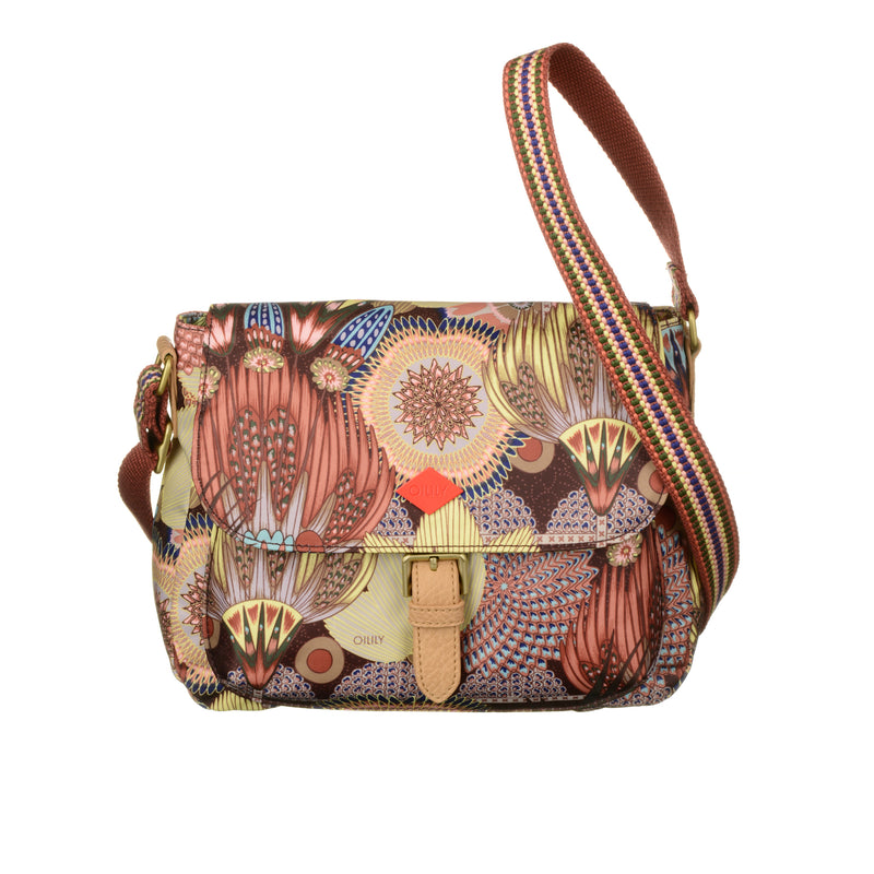 Oilily Ladies Shoulder Bag (S) | Cherrywood