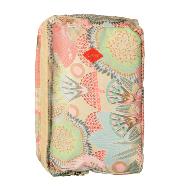 Oilily Ladies Folding Backpack | Peach Rose