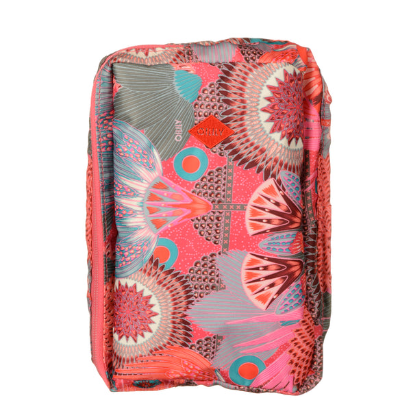 Oilily Ladies Folding Backpack | Raspberry - KaryKase