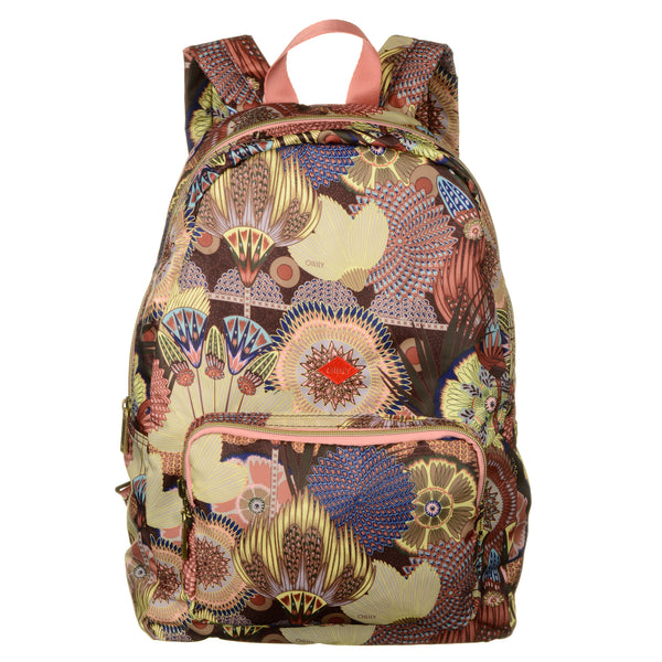 Oilily Ladies Folding Backpack | Cherrywood - KaryKase