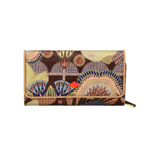 Oilily Ladies Purse (L) | Cherrywood