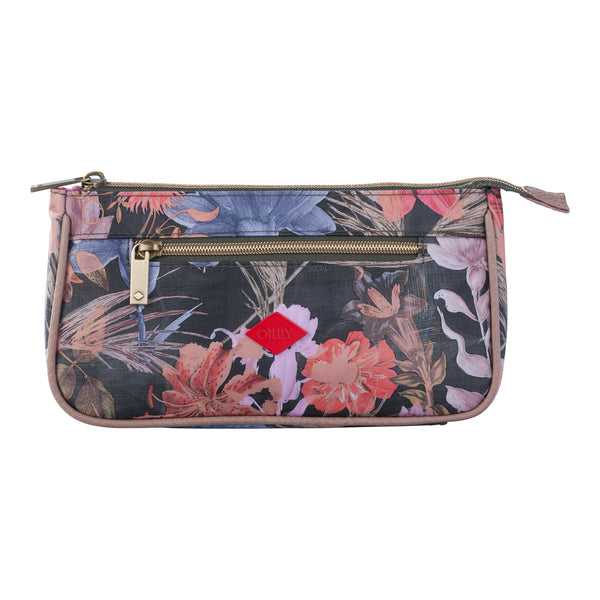 Oilily Basic Cosmetic Bag | Fig