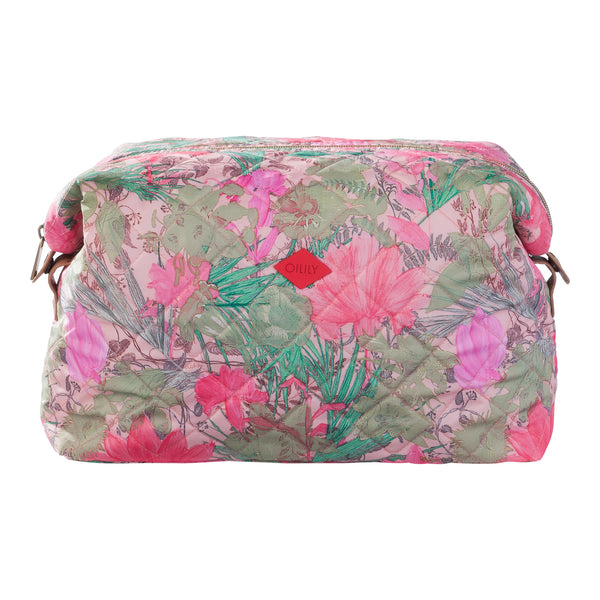 Oilily Large Toiletry Bag | Melon - KaryKase