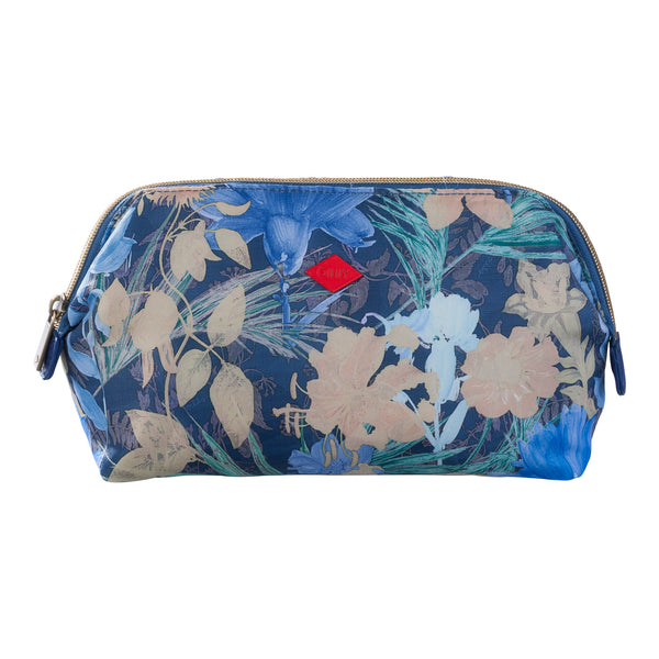 Oilily Medium Soft Frame Pouch | Blueberry - KaryKase