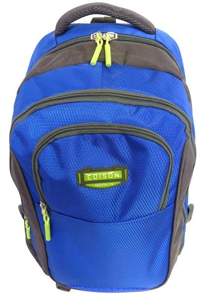 Tosca Edison Large Hiking/School Backpack | Blue - KaryKase