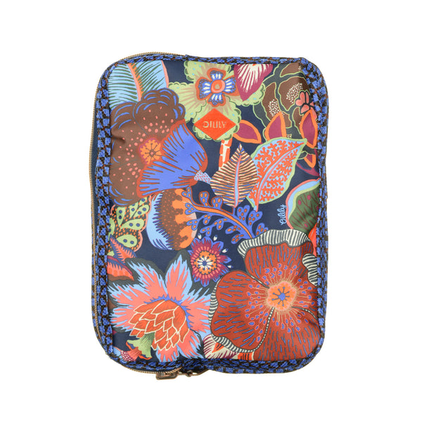 Oilily Kiwano Ladies Folding Backpack | Blue Berry - KaryKase