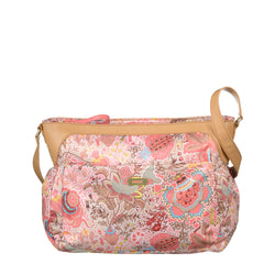 Oilily Ladies Satchel Bag | Coral