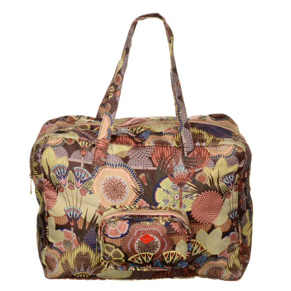 Oilily Folding Carry All Bag | Cherrywood